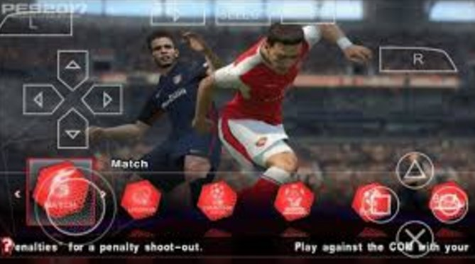 Download Game PPSSPP Pes 2017 Iso Patch Army For Android
