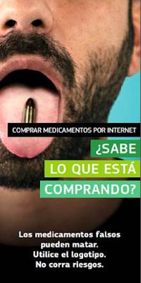 Compra de medicamentos en Internet