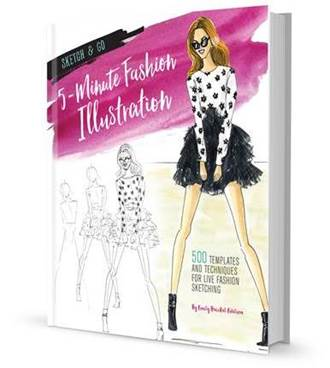 SKETCH & GO: 5 MINUTE FASHION ILLUSTRATION