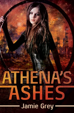 Athena's Ashes by Jamie Grey