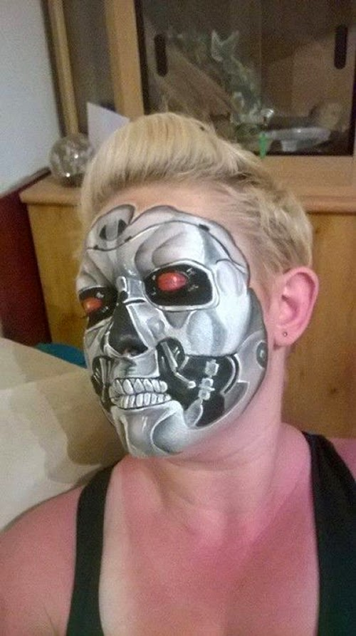 16-Nikki-Shelley-Halloween-Changing-Faces-Body-Paint-www-designstack-co