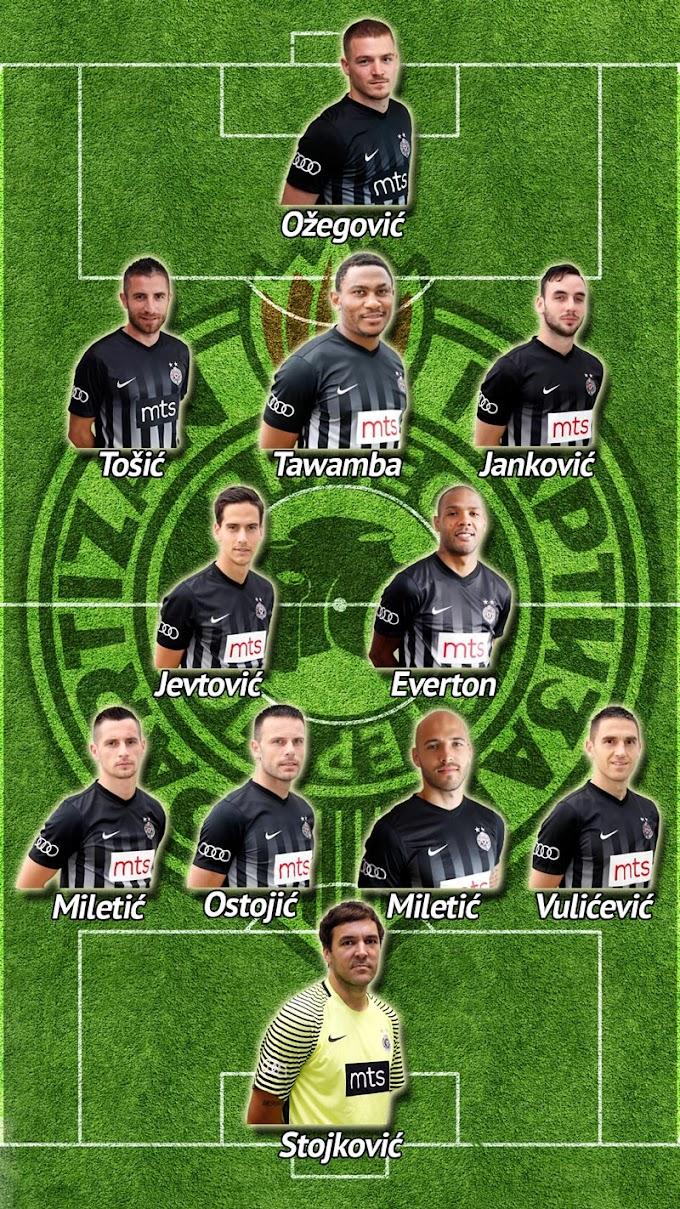 Jevtović zbog skoka i sedam debitanata u Ligi Evrope! (FOTO)