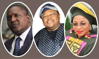 See The 3 Wealthy Nigerians Who Made The List Of Forbes Richest 25 People In Africa For 2017 (See Complete List)