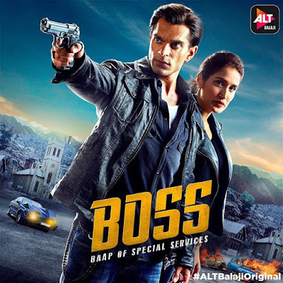 Boss 2019 Hindi Complete WEB Series 720p HEVC x265