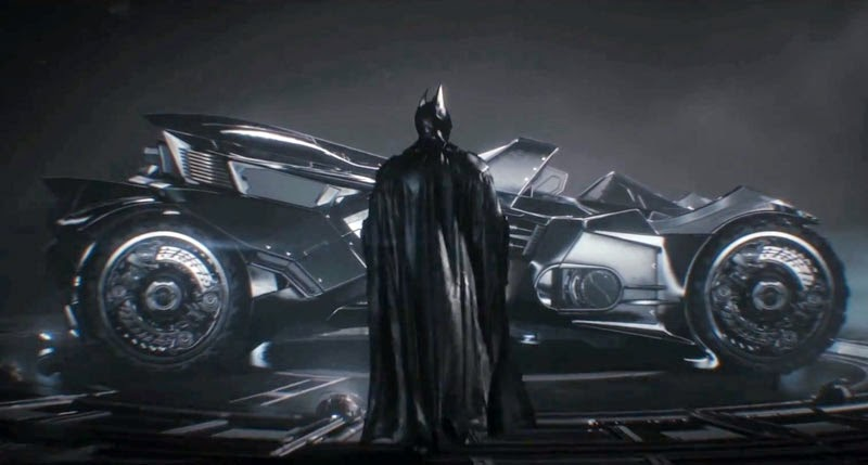 OFFICIAL DC COMICS BATMAN ARKHAM KNIGHT BATMOBILE PRINT LANYARD BRAND NEW