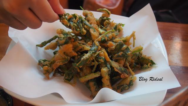 Go Pogo Ringroad City Walks - Lokasinya Dekat Bioskop - Kangkung crispy