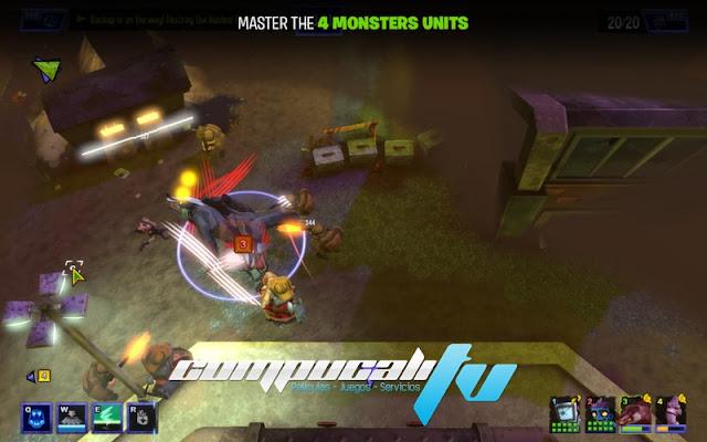 Zombie Tycoon 2 Brainhov's Revenge PC Full Español