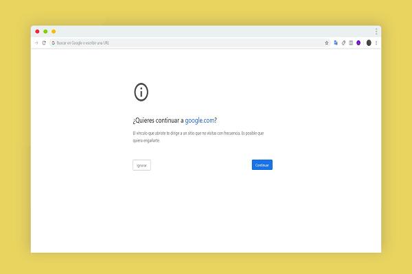 غوغل كروم يحميك أخيرا من الدخول إلى مواقع ويب الخادعة ! أصبح من السهل الآن تجنب التصيّد