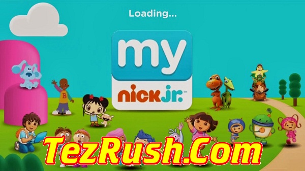 Nick Jr Polska TV Channel Official Logo 2018 TezRush