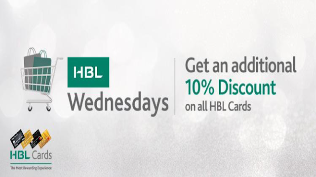 Leading e-commerce company, Daraz and HBL announce year-long HBL Wednesdays deal, with 10% off on all products