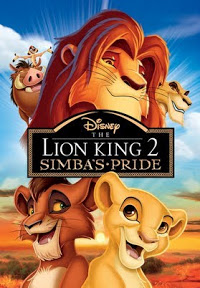 The Lion King 1994 Dual Audio Hindi 720p BluRay 800MB