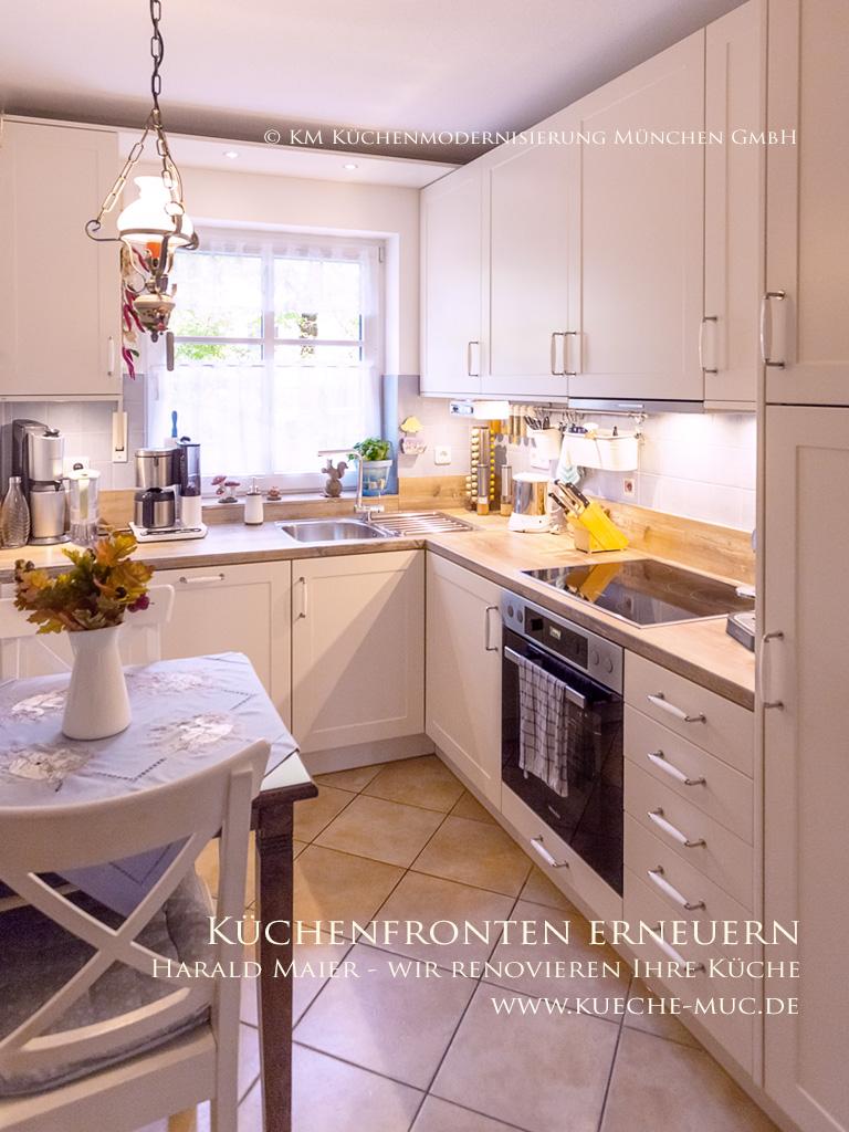 Wir renovieren Ihre Küche