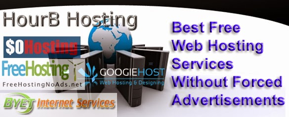 Best Free Web Hosting Sites Without Advertisements