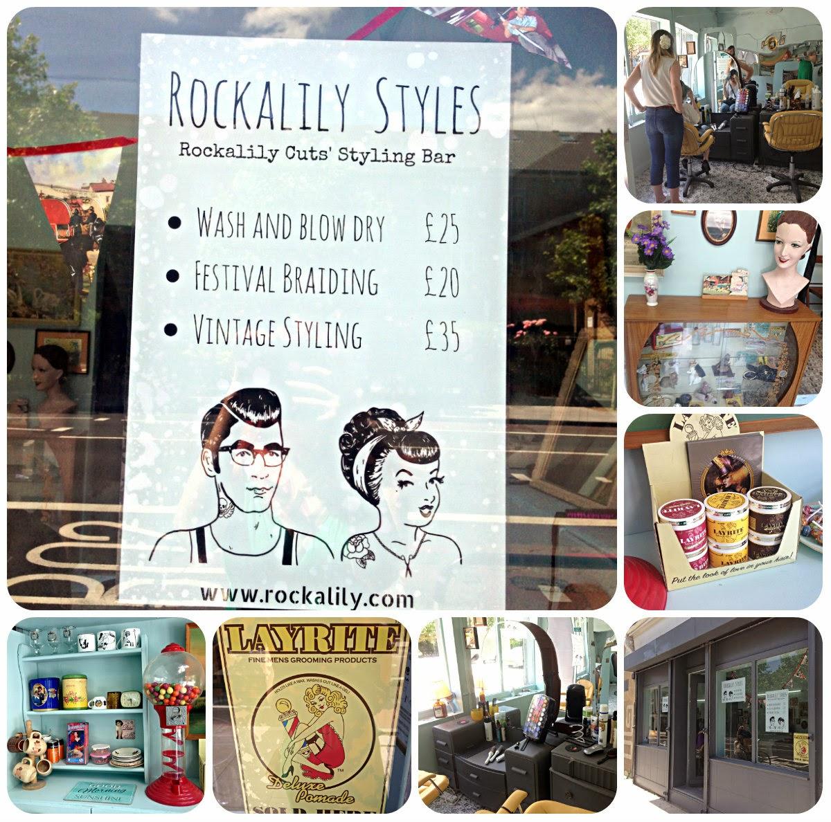 Rockalily Styles: Styling Bar