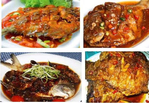 Cara Masak Ikan Bawal