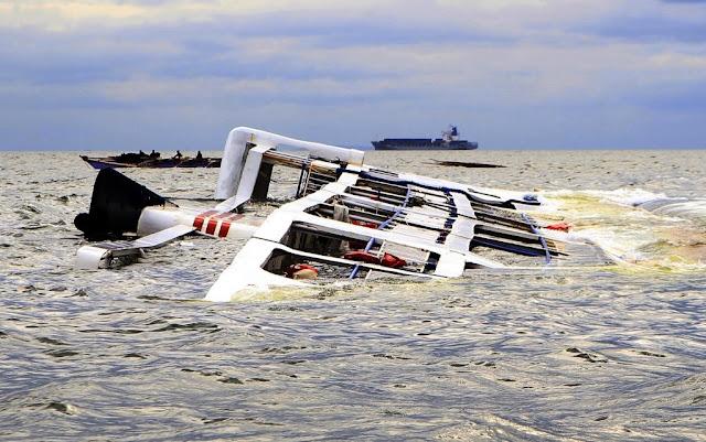Boat conveying 28 passengers capsizes in Lagos