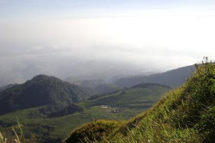 Berkemah Sambil Menikmati Udara Segar Di Kaki Gunung Ungaran, Jawa Tengah