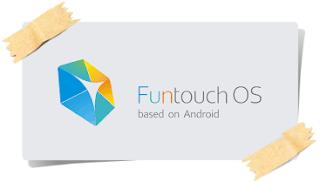 Vivo Funtouch OS v2.5