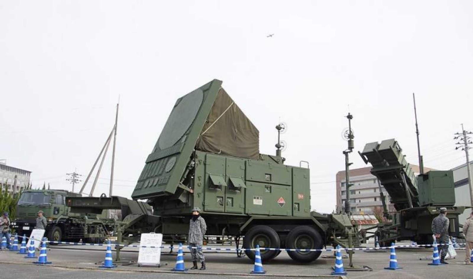 AS memberi rincian kemungkinan kontrak Patriot Turki