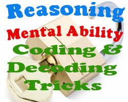 CODING DECODING CAPSULE COURSE