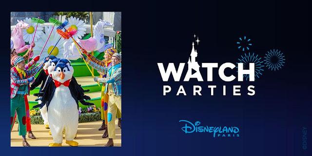 #DisneyMagicMoments, 巴黎迪士尼 分享 Welcome to Spring Full Show 片段, Disney, Disney Parks, DLRP, DLP, Disneyland Paris