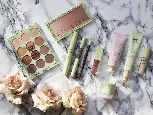 Silvesterlook mit Pixi Beauty Make Up