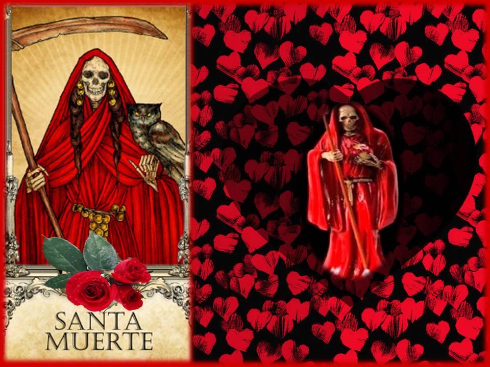 Ba o de rosas de la santa muerte para atraer el amor - Banos para el amor ...