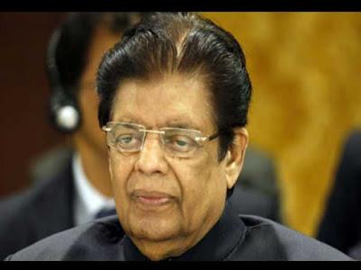 पूर्व विदेश राज्यमंत्री ई अहमद का दिल का दौरा पड़ने से 78 साल की उम्र में निधन हो गया