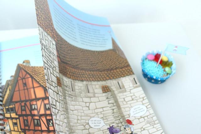 Wieso Weshalb Warum Mittelalter Ritter Kinderbuch Tipps Ritterbuecher Ravensburger Jules kleines Freudenhaus