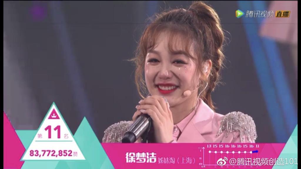 Produce 101 China winners debut as Rocket Girls - DramaPanda