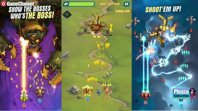 Strike Force - Arcade shooter - Shoot 'em up v1.0.0 MOD UPDATE