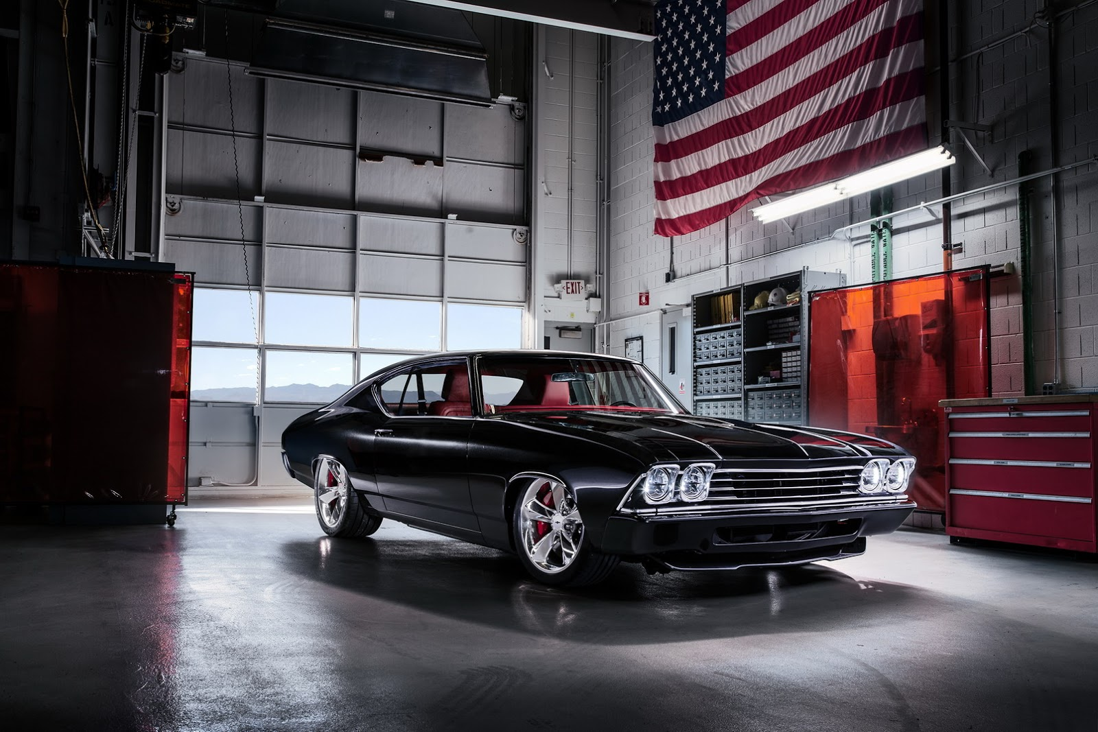 Chevy\'s Chevelle Slammer Is An Old Skool Concept With New Tricks Up ...