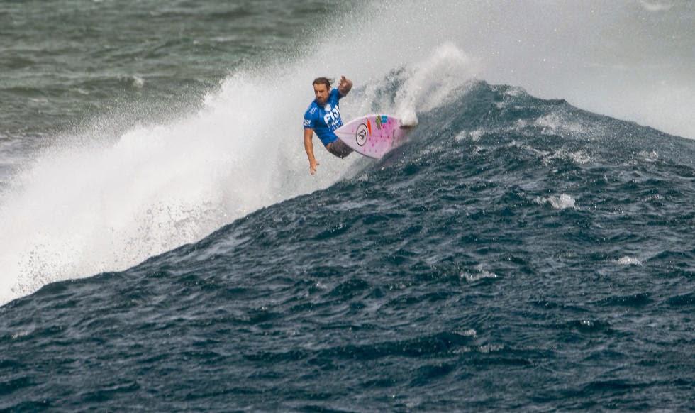 Fiji Pro 2014 Ronda 1 Foto ASP Kirstin Scholtz Mich Coleborn