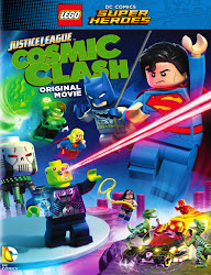 pelicula Lego DC Comics Super Heroes: Justice League – Cosmic Clash (2016)