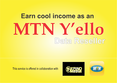 You Can Earn Nice Income as a Data Re-seller, 9ja Titbit, MTN,