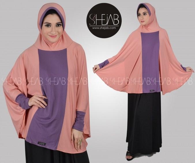Fashion Style Baju Hijab Simple Modern Terkini 2016