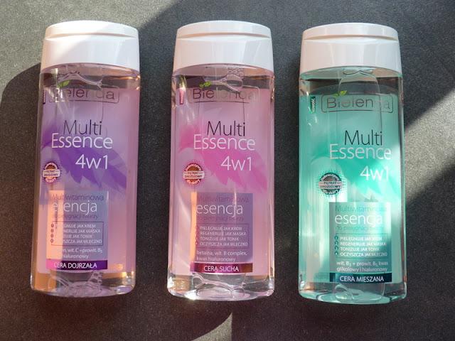 Nowości Bielenda: MultiEssence 4w1, Odżywki do paznokci Płynne Złoto i Płynny Diament, podkłady Nude Glow oraz Nude Match