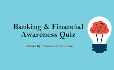 Banking Quiz For IBPS PO & Clerk