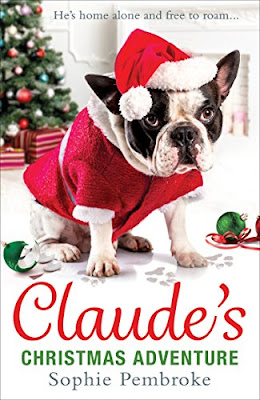 Book Cover of Claude's Christmas Adventures by Sophie Pembroke