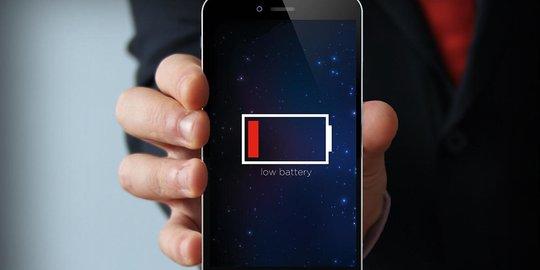 Baterai DIbawah 20%