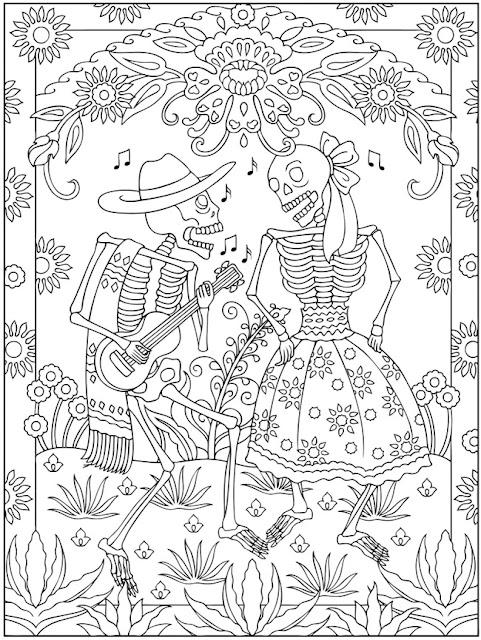 Imprima desenhos de Halloween para colorir com lápis de cores, tinta guache ou fazer outros tipos de artes. São 15 Halloween Desenhos para Colorir.