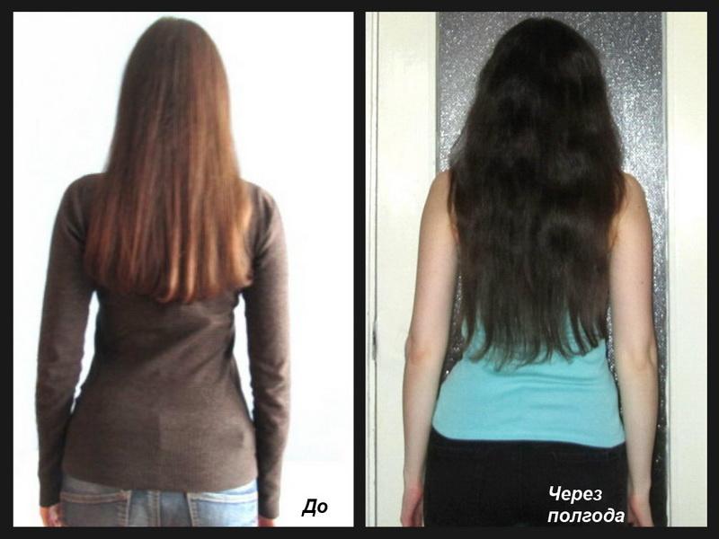 Как за месяц отрастить волосы за месяц