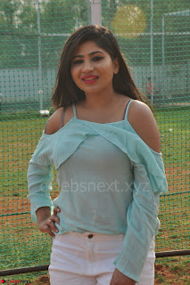 Madhulagna Das looks super cute in White Shorts and Transparent Top 67.JPG