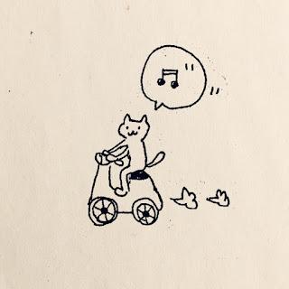 バイク 歌いながら