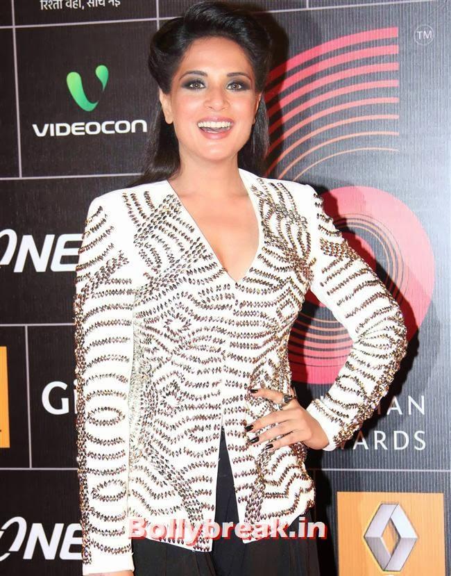 Richa Chadda, Global Indian Music Awards 2014 Pics