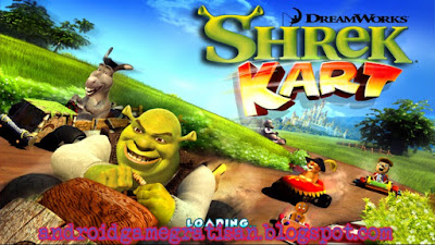 Shrek Kart apk + data