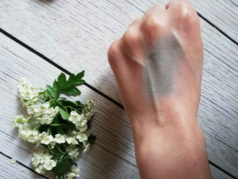 Annabelle Minerals cień do powiek Platinum
