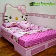 gambar desain kamar anak perempuan lucu