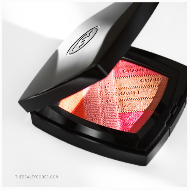 Chanel Sunskiss Ribbon Blush Review, Photos, & Swatches