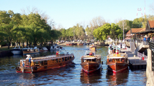 Delta do Tigre em Buenos Aires
